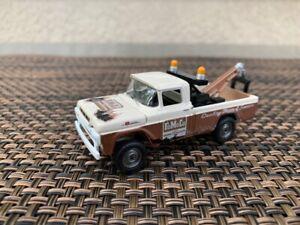 Johnny Lightning 1959 Ford F250 Tow Truck Wrecker FoMoCo 4X4 1:64 VHTF!