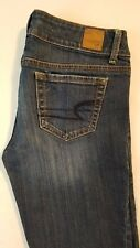 American Eagle Womens size 6 Artist Stretch Classic Jeans (N276)