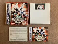 Zone Of Enders The Fist Of Mars - Game Boy Advance GBA Complete UK PAL