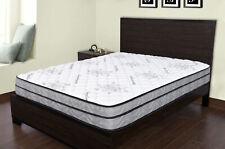 Spectra Orthopedic Mattress Elements 9.5 Inch medium firm euro-top mattress -.