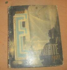 AGENDA DE L'ELECTRICITE POUR 1937 ILLUSTRE PIERRE BRISSAUD & ZYG BRUNNER