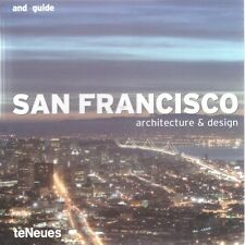 SAN FRANCISCO ARCHITECTURE ET DESIGN TENEUES + PARIS POSTER GUIDE ENGLISH