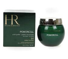 Helena Rubinstein Powercell Anti-Pollution Mask  100ml/3.38oz IQ Natural Active Clinical Strength Retinol Collagen Building Serum - Anti Aging Cream  Wrinkle Moisturizer - Hyaluronic Acid, Vitamin E - 72% Organic