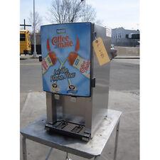 Silver King Sknes2 2 Flavor Refrigerated Creamer Dispenser
