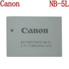 Canon Original nb-5l battery for sx200 is sx210 is sx220 HS sx230 HS