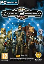 Space Rangers 2 Reboot (PC DVD) Game NEW SEALED