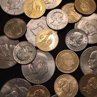 Modern Dollar Coin Collection (4 coin set)