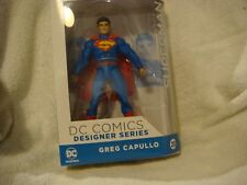 DC Comics Superman Por Greg Capullo de la serie de diseñador Acción Figura Coleccionable