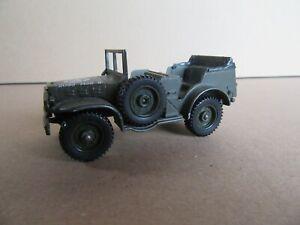471L Solido France Dodge 4X4 Wc 56 Military 1:50 Royal Mint D
