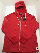 Under Armour Project Rock Hawaii Usa Hoodie Red Wrestling Men's Size: Large