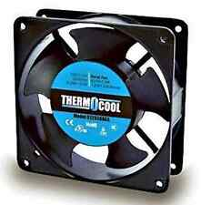 ThermoCool High Air Flow, 21W, 120mm square, 120V AC Fan - Lot of 3  (28F035 )