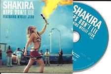 CD CARDSLEEVE COLLECTOR 1T SHAKIRA HIPS DON'T LIE feat WYCLEF JEAN 2006
