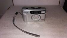 Samsung Maxima Zoom 80Ti Point & Shoot 35mm Built in Flash & wrist strap Working