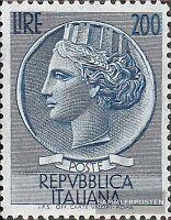 Italien 980 (kompl.Ausg.) postfrisch 1957 Freimarke