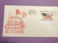#1132 Old Fort Niagara 1959 not FDC L802 Boy Scouts Troop 44 Youngstown NY