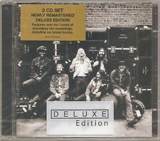 "The Allman Brothers Band ""At Fillmore East"" Deluxe Edition 2CD sealed"