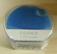 FOREO LUNA Play Plus Portable Facial Cleansing Brush (AQUAMARINE) - New/Sealed