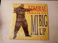 Admiral Bailey – Mi Big Up - Vinyl LP 1992