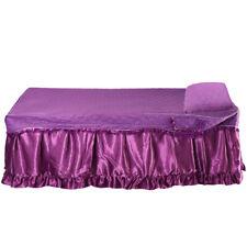 Luxury Massage Table Linen Skirt Beauty Salon Bed Sheet Cover 73x28inch