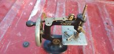 Collectible Vintage Childs Singer Sewing Machine , nice!