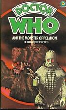 DOCTOR WHO & The Monster of Peladon by Terrance Dicks (#43, Paperback, 1984)