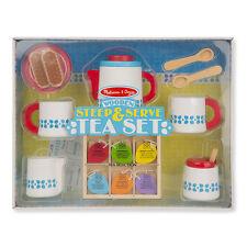 Melissa & Doug  Steep & and Serve Tea Set #9843