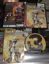 .hack G.U.: Vol. 3 Redemption (PS2) CIB FAST FREE SHIPPING!!!