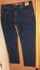 NWT Men's Urban Pipeline Relaxed Straight Fit Blue Jeans Medium Tint 36x 34 $36