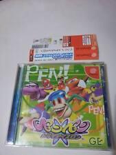 PEN PEN TRICELON JAP JAPANESE JP SEGA JAPAN DC DREAMCAST VIDEOGAMES GAMES