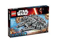 LEGO® Star Wars 75105 Millennium Falcon  - NEU / OVP  B-Ware