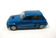 1:54 NOREV  RENAULT 5 TURBO Diecast Car Model Toy