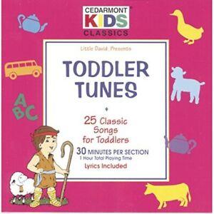Toddler Tunes - Music CD - Cedarmont Kids -  1997-07-07 - PROVIDENT MUSIC GROUP