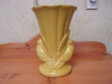 Vintage Shawnee art Pottery 1940's Dove Urn Vase