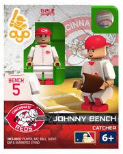 Johnny Bench OYO CINCINNATI REDS MLB Hall of Fame Figure G2