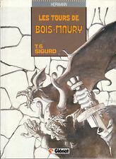 Bois-Maury 6. Sigurd. HERMANN 1990. Neuf