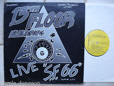 13. thirteenth Floor Elevators-LP live san Francisco 1966 lysergic records