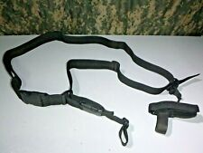 USGI Military DJ Safety 3-Point Black Combat Rifle / Shotgun Sling