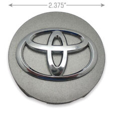 1- Center Cap Hubcap Toyota Camry 2012-2014 42603-33180 Charcoal Color OEM