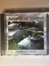 Sounds of Nature: Bubbling Creek by Virtual Audio Environments (CD, Dec-1994,...