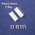 100 kits JST XH 2.54mm 7 pin Stecker stecker Männlich, Weiblich, Crimps DIP 7 P