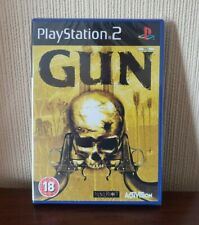 GUN (Sony PlayStation 2, 2005) - Brand New*