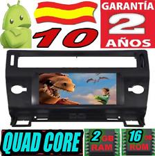 ANDROID 10 CITROEN C4 2004-2012 RADIO COCHE AUTO DVD GPS CAR USB 3G WIFI CANBUS