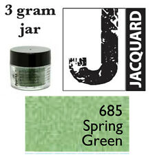 Pearl Ex Mica Powdered Pigments - 3g bottles - SPRING GREEN 685