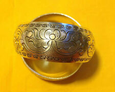 SACRED LUCK LOVE & PROTECTION SILVER FASHION UNISEX BRACELET BLESSED BY  MONKS B