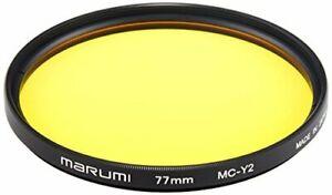 MARUMI MC-Y2 77mm [Lens Filter] [Free Shipping]