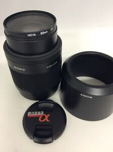 Sony DT 55-200mm 4-5.6 for Sony Alpha