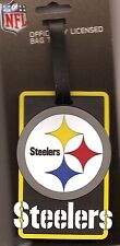 Pittsburgh Steelers Travel Bag Tag Luggage ID Tag Team Colors NFL