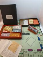 1940s Vintage / Retro / Antique  MONOPOLY Property Trading Board Game