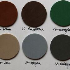 Moosgummi 29 Farben ca. 20x30 cm  A4 Platte nur 1x 1,65 € VERSAND
