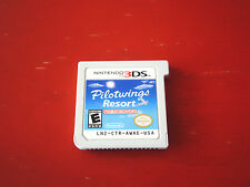 PILOTWINGS Nintendo 3DS game promo NTSC